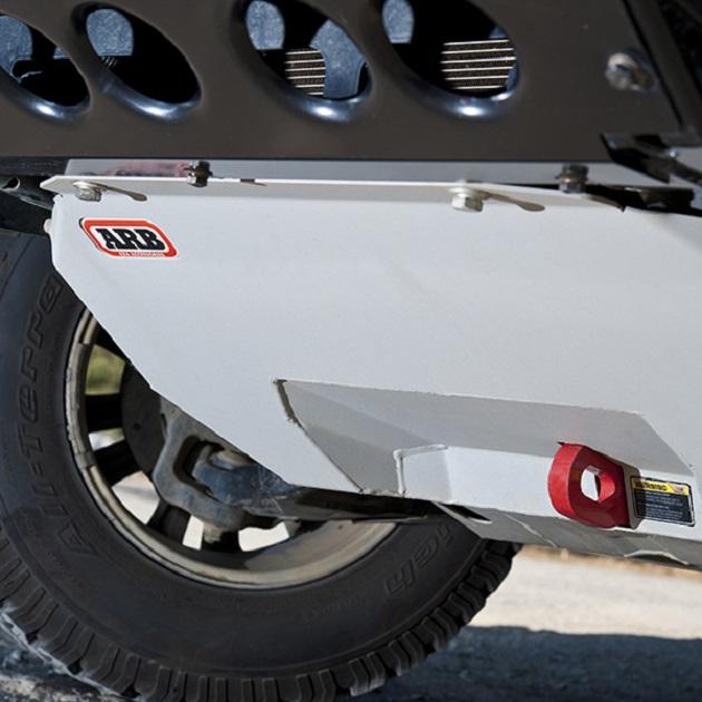 ARB: Комплект защиты днища Ford Ranger/Mazda BT-50