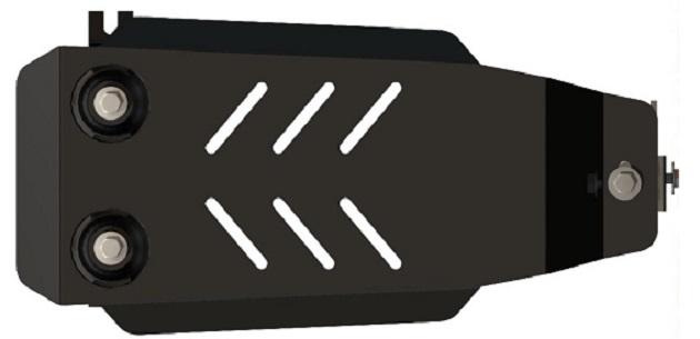 Комплект силовой защиты дляRenault Duster
