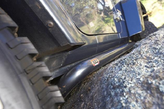 ARB: Пороги Rock-Sliderдля Jeep Wrangler