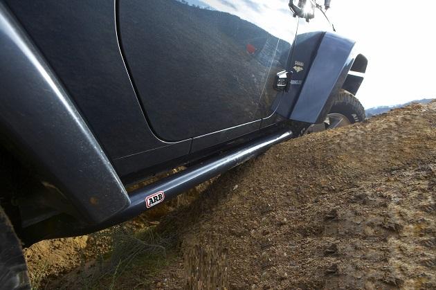 Пороги ARB для Jeep Wrangler JK 2 двери SWB