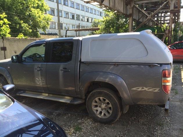 Кунг Ford Ranger Hardtop SKAT1