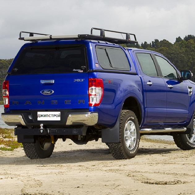 ARB: Кунг для Ford Ranger (полуторная кабина)