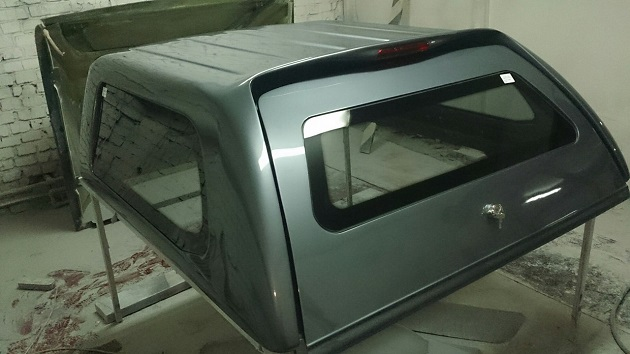 Кунг Ford Ranger Hardtop SKAT4