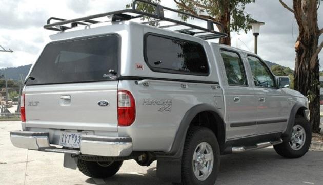 Кунг ARB Standart для Ford Ranger до 2007 года.