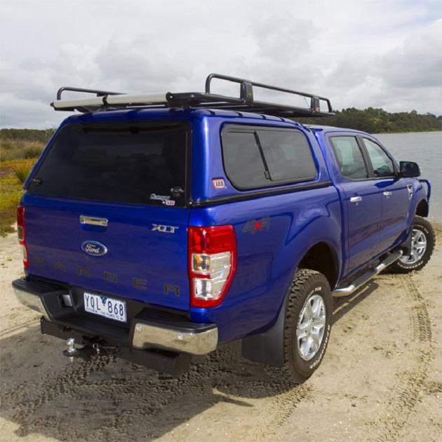 ARB: Канопи для Ford Ranger (двойная кабина)