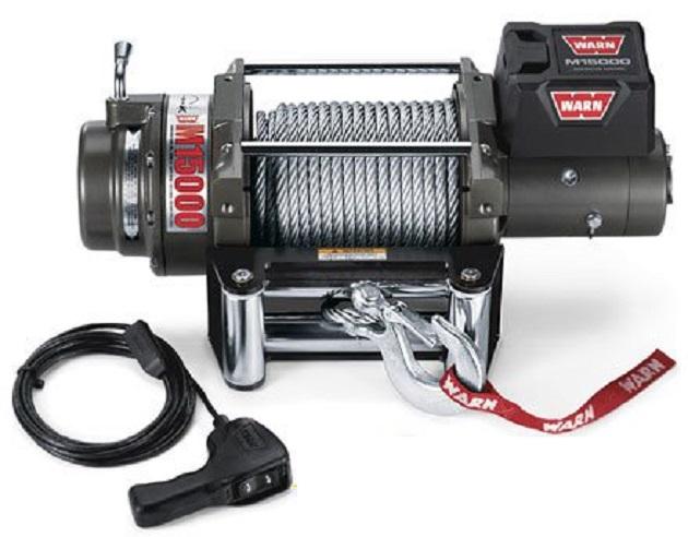 Лебедка Warn M15000