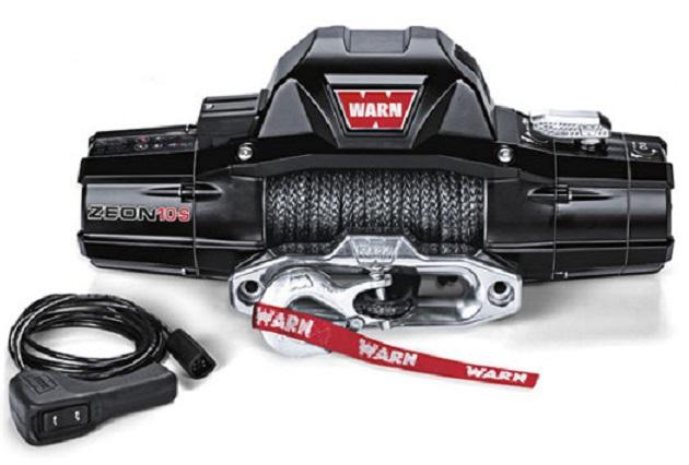 Электрическая лебедка Warn ZEON 10 (10-S)