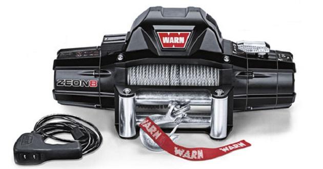 Электрическая лебедка Warn ZEON 8 (8-S)