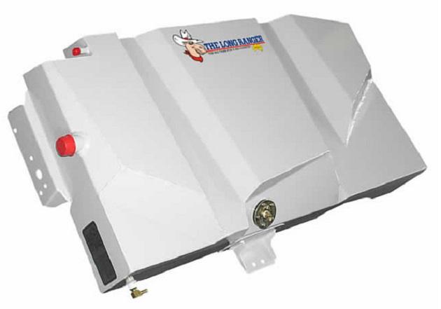 Дополнительный топливный бак 90 литров для Toyota LC 200