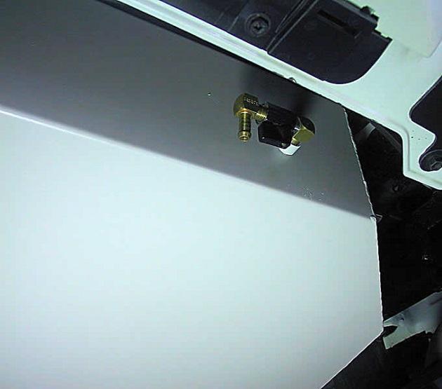 Дополнительный бак для топлива и воды (122 литра топливо и 55 литров вода) для Toyota LC 200