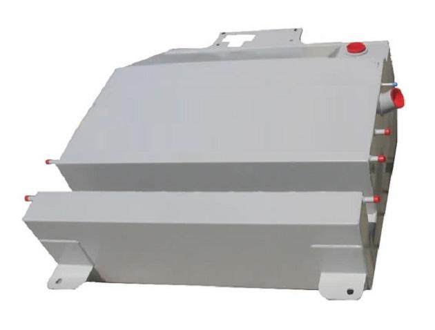 Дополнительный топливный бак 160 литров для Toyota LC 79 с 2007 года. Дизель.