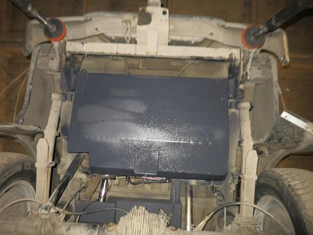 Дополнительный топливный бакдля Nissan Navara