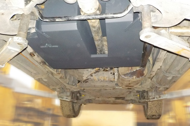 Увеличенный топливный бак 135лдля NissanPathfinder