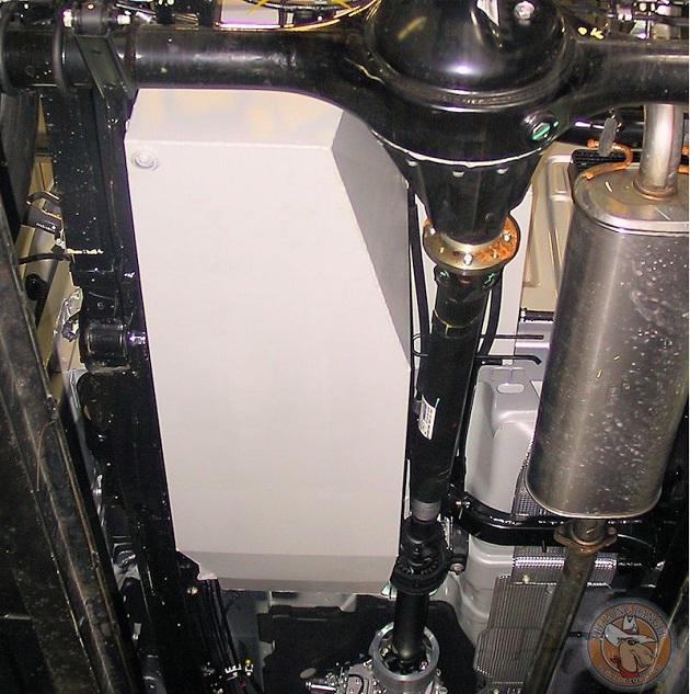 Топливный бак 140 литров для Mazda BT50 с 2011 до 2013 года.