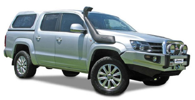Шноркель Safari для VW Amarok Suits Diesel Models