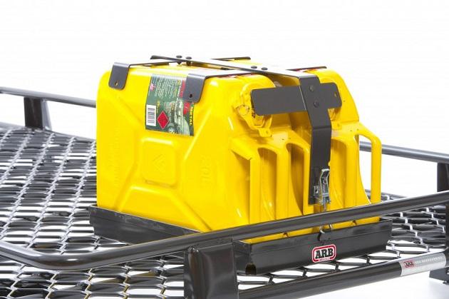 ARB: Двухместный держатель канистр на багажник