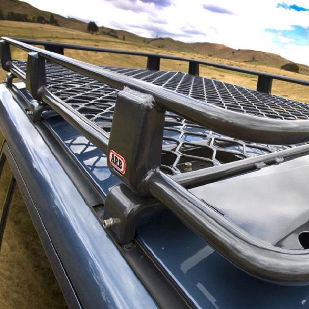 ARB: Экспедиционный багажник на крышу Deluxe Alloy дляLEXUS LX470