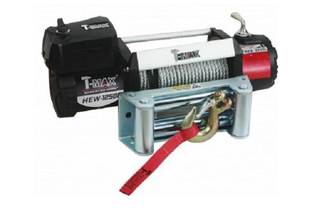 Электрическая лебедка T-Max HEW-12500 X-Power
