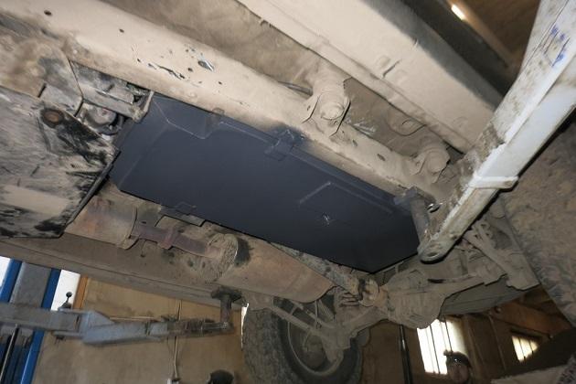 Увеличенный топливный бак 96л дляSsangYongKyron,Rexton