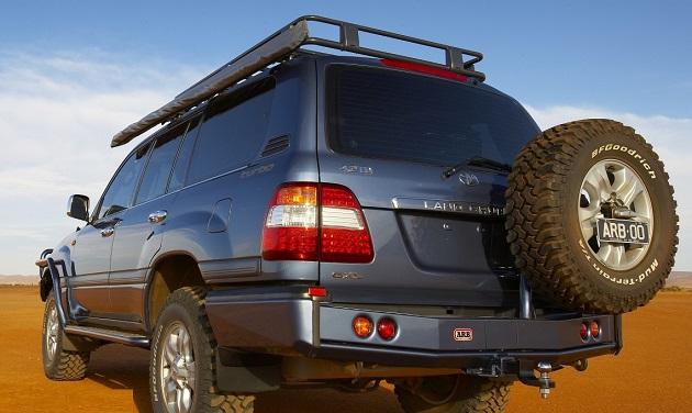 Бампер задний ARB для Toyota Land Cruiser 105