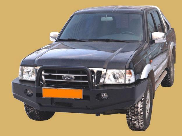 Силовой бампер передний Ford Ranger I и II