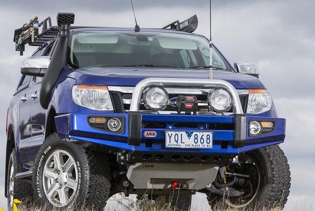 Бампер передний ARB Sahara для Ford Ranger