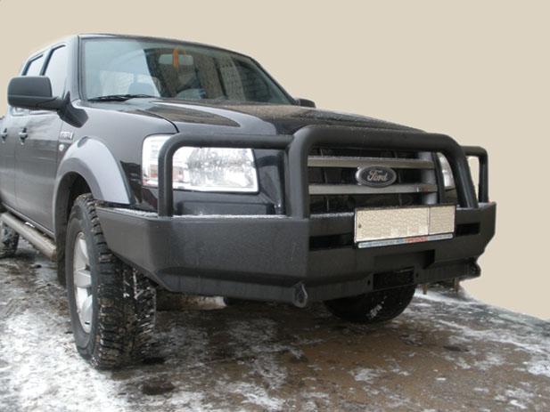 Передний силовой бампер Ford Ranger