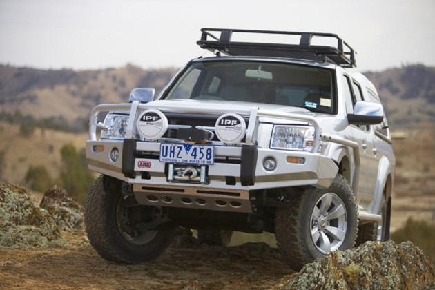 Силовые бампера Ford Ranger I и II | ДЖИПСТРОЙ