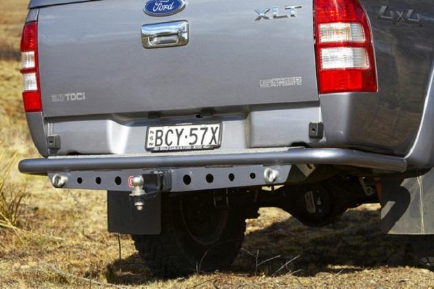 Бампер задний ARBRear Step Tow Bar Ford Ranger/Mazda BT-50