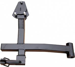Калитка в сборе на задний бампера для L200/NP300/BT50/Ranger