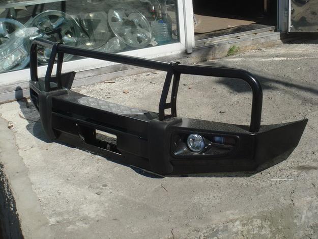 Передний силовой бампер Toyota Hilux Surf 185 / 4Runner