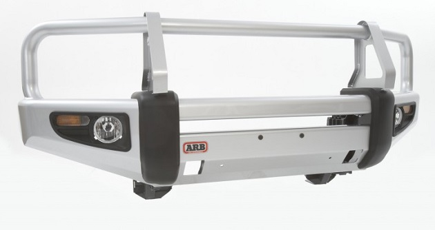 ARB: Бампер силовой передний DELUXE без установки лебедки