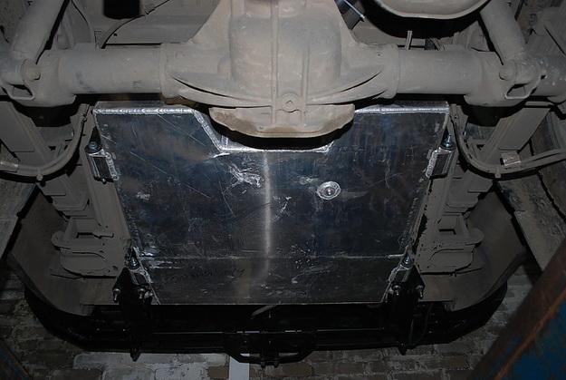 Дополнительный топливный бакVolkswagen Amarok