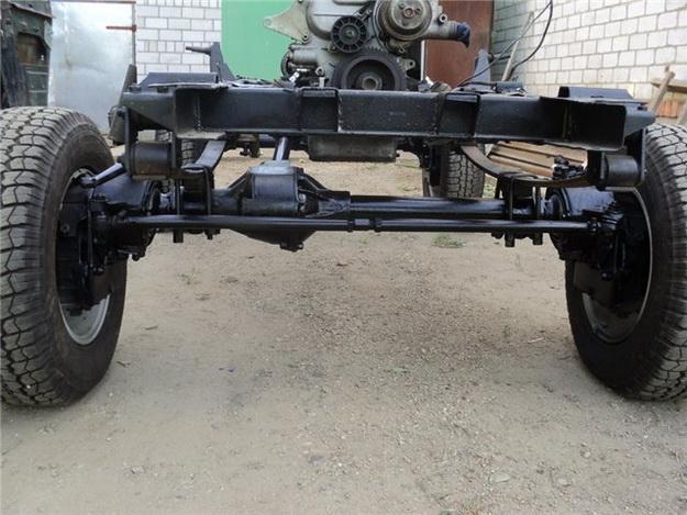 Бортовой редуктор трактора МТЗ 82П - Колеса передние и задние