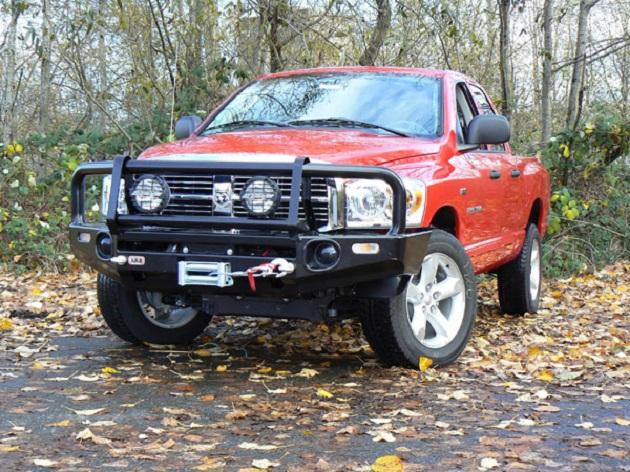 Бампер переднийARBDeluxe Combination Bar Dodge Ram 1500/2500/3500