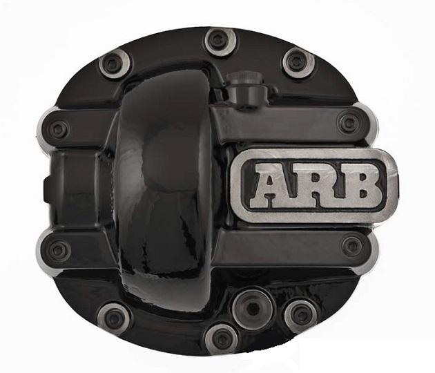 Защита дифференцила ARB для Nissan Navara D40 (задний мост)