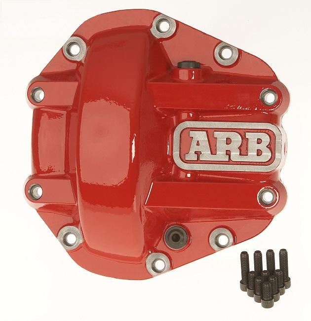 Защита дифференциала ARB для Nissan Navara D40 (задний мост)