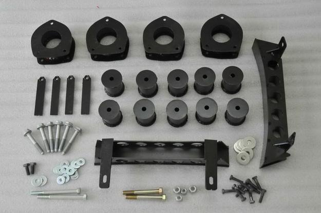 Комплект бодилифта кузова Mazda BT-50, 5 см или 2 дюйма.