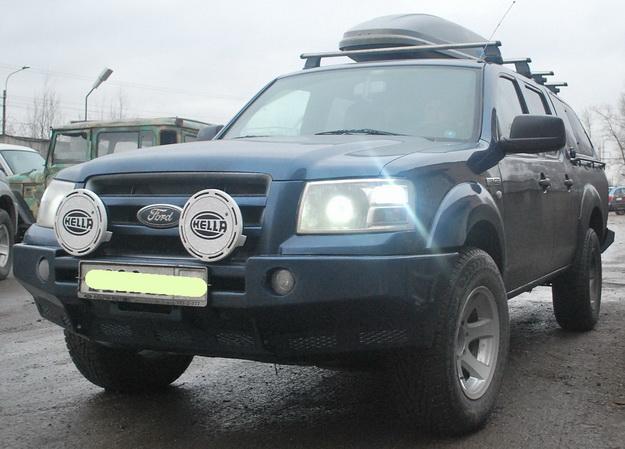 Комплект бодилифта кузова Ford Ranger.