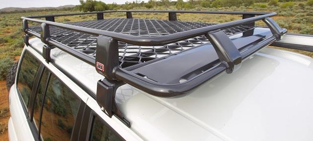 Багажник ARB 1850х1250мм. С установочным комплектом для Nissan Patrol Y61