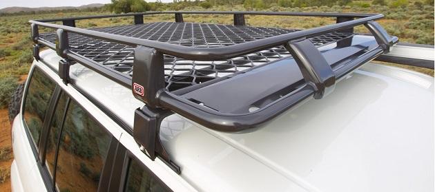 Багажник ARB 2200х1250мм (1100х1250мм). С установочным комплектом для Nissan Patrol Y61