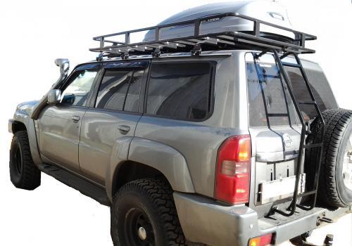 Экспедиционный багажник для Ниссан Патрол Y61