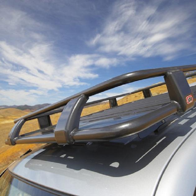ARB: Экспедиционный багажник на крышу ARB Deluxe Steel дляMITSUBISHI TRITON/L200/STRADA ML