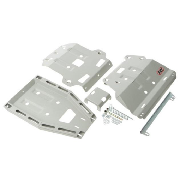 ARB: Комплект защиты днища автомобилядля Toyota Prado 150