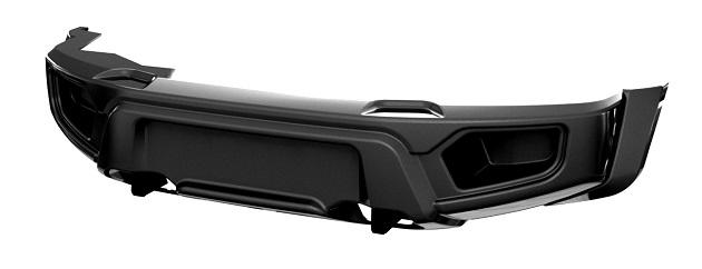 Бампер АВС-Дизайн передний УАЗ Патриот/Пикап/Карго