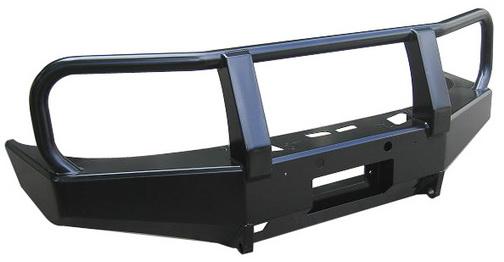 Бампер передний усиленный УАЗ Патриот