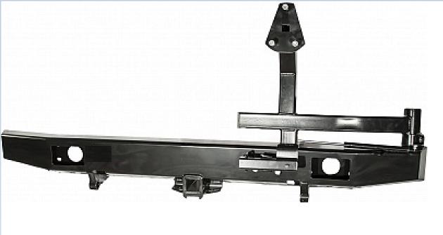 Бамперзадний УАЗ Буханка с фаркопом стандарт