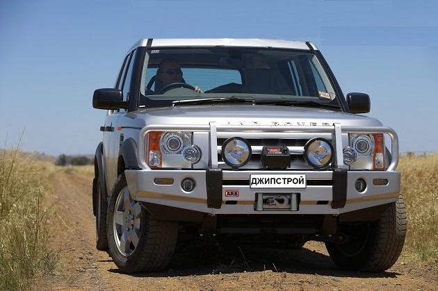 Бампер передний ARB Deluxe для Land Rover Discovery 3