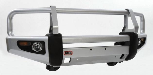 Бампер передний ARB Sahara для Land Rover Discovery 2,Land Rover Discovery 3.