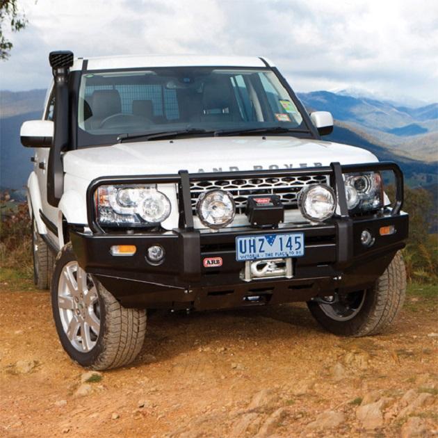 Бампер передний ARBDeluxe Winch Bar Land Rover Discovery 4